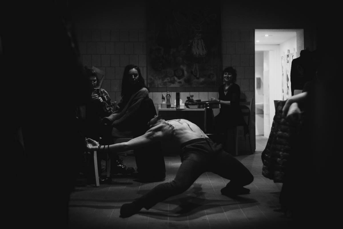 Berliner Fotografen Henning Rakete